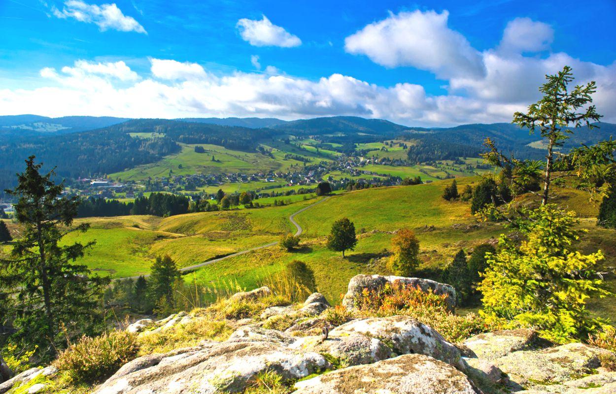 Gasthaus bernauer hof gastgebersuche unterkunft details for Ferienwohnung im schwarzwald