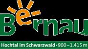 Bernau im Schwarzwald Logo